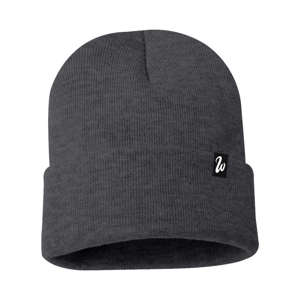 West Coast Charcoal Beanie