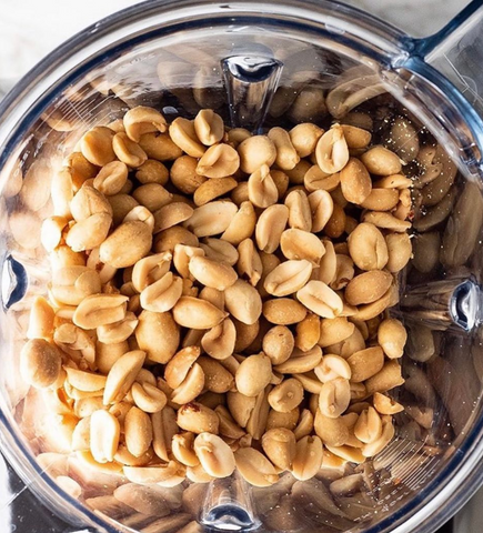 Roasted Peanuts in a Bowl