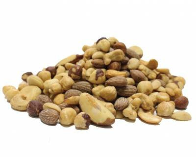 Roasted Mixed Nuts Salted