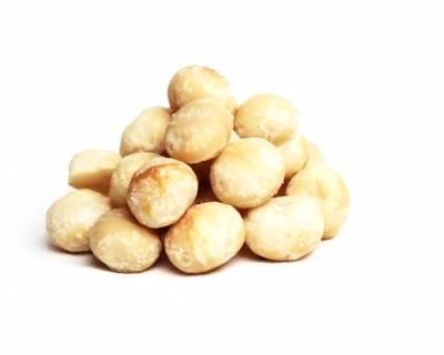 Roasted Unsalted Macadamias