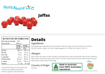 Jaffas (Small)