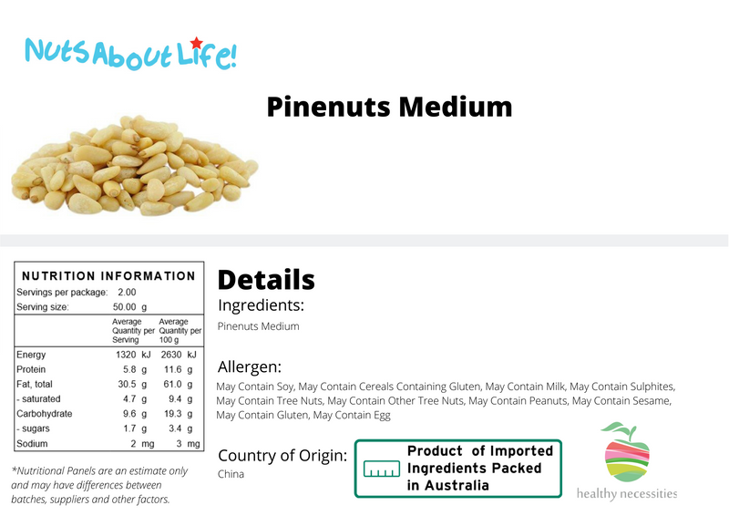 Medium Pinenuts