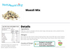 Natural Muesli Mix