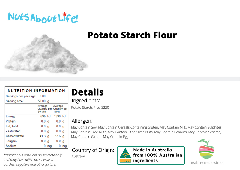 Potato Starch Flour
