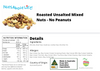 Roasted Unsalted Mixed Nuts (No Peanuts)