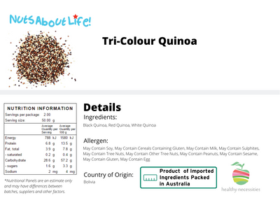 Tri Colour Quinoa