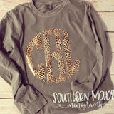 Leopard T-Shirt - Short or Long Sleeve