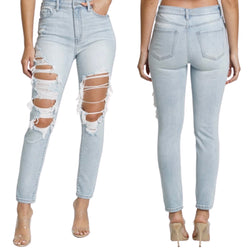 Bella High Rise Jeans