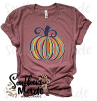Watercolor Pumpkin T-shirt
