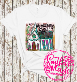 Amazing Grace Church  - Choose Shirt Color & Style