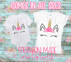 Unicorn Shirt - Onesie or Shirt