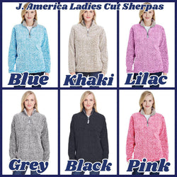 Womens Sherpa Pullover
