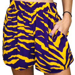 Tiger Pride Shorts