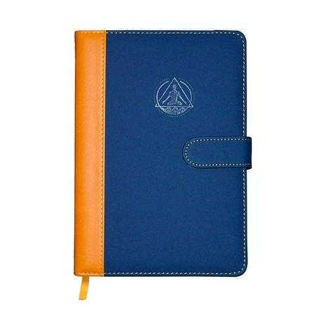 "January 2019 - December 2019 Dated Planner Book | Daily, Weekly, Monthly and Yearly | Best Academic Calendar Notebook Journal | Deluxe Faux Leather Personal Organizer | A5 Sized (8.5"" L x 6.1"" W x 1.3"" H)"