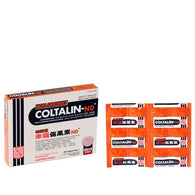 Coltalin-ND - Non-drowsy Cold Tablets (24T) 幸福傷風素 ND