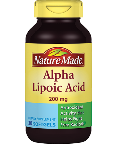 Alpha Lipoic Acid 200 mg (30SG)