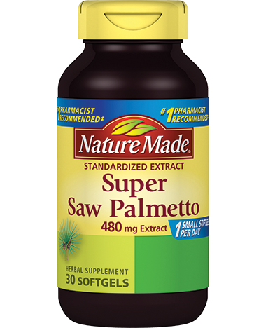 Super Saw Palmetto 480 mg (30SG)