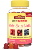 Hair Skin and Nails Adult Gummies