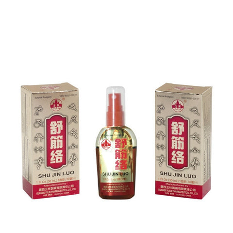 Shu Jin Luo External Analgesic 舒筋絡