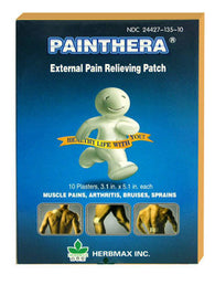 Painthera External Pain Relieving Plasters