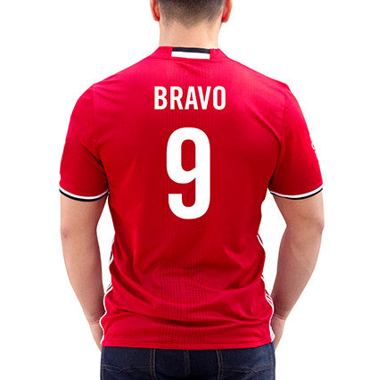 Adidas Player Jersey-Omar Bravo - Mens