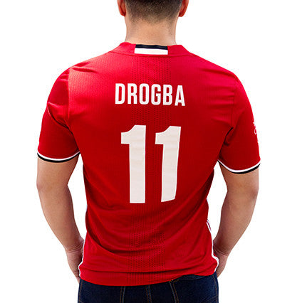 Adidas Player Jersey-Drogba - Youth