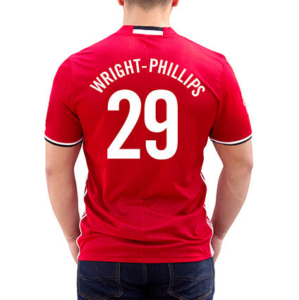 Adidas Player Jersey-Shaun Wright Phillips - Mens