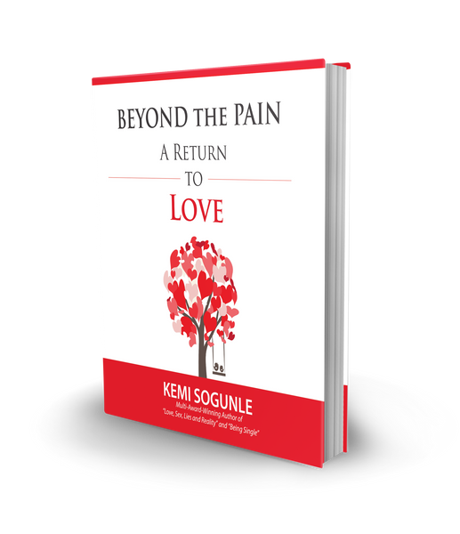 Beyond the Pain by Kemi Sogunle