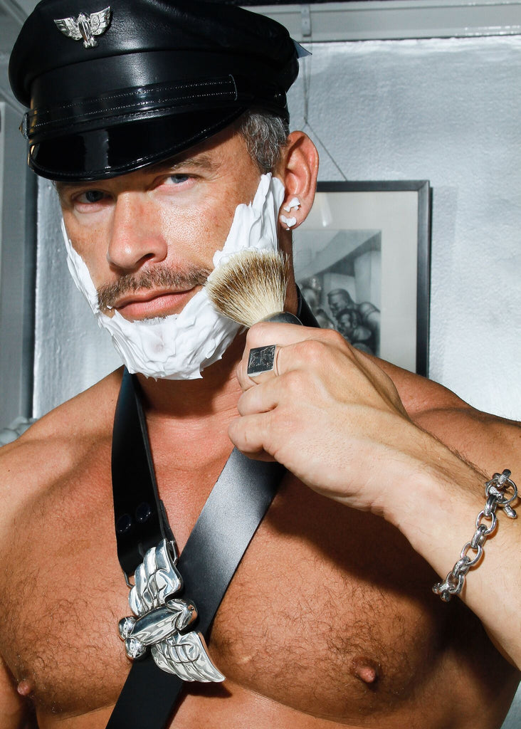 Jonathan Johnson on Artistry, Tom of Finland, and the Flying Cock
