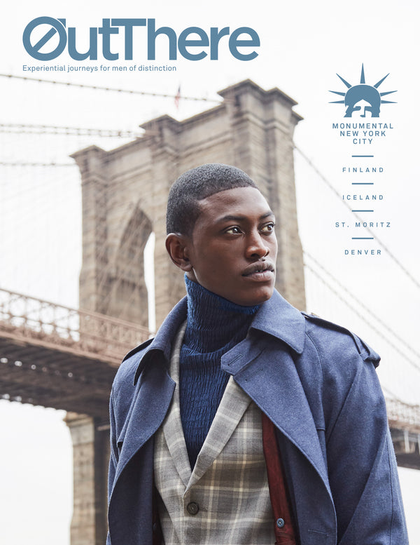 OUTTHERE THE MONUMENTAL NYC ISSUE