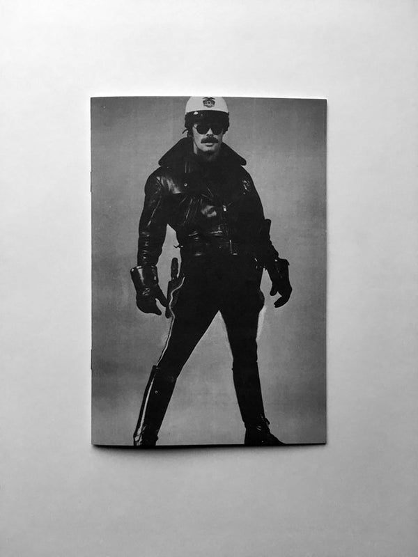 "Tom of Finland ""Reference"" Special Edition Zine"
