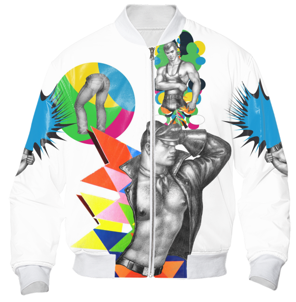 Print All Over Me avaf x Tom of Finland Bomber product image