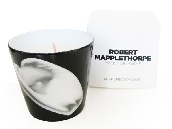 ROBERT MAPPLETHORPE PERFUMED CANDLE CALA LILY