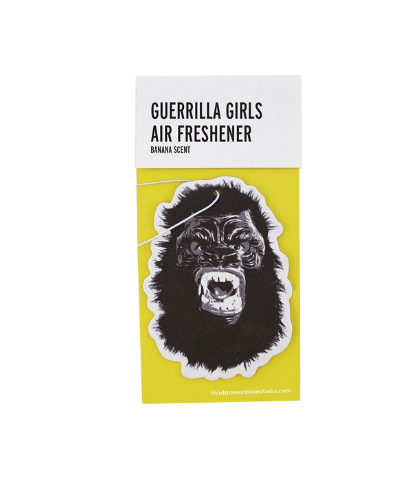 Eliminate The Stench Air Freshener Third Drawer Down X Guerrilla Girls