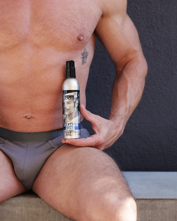 Tom of Finland Seaman Lube