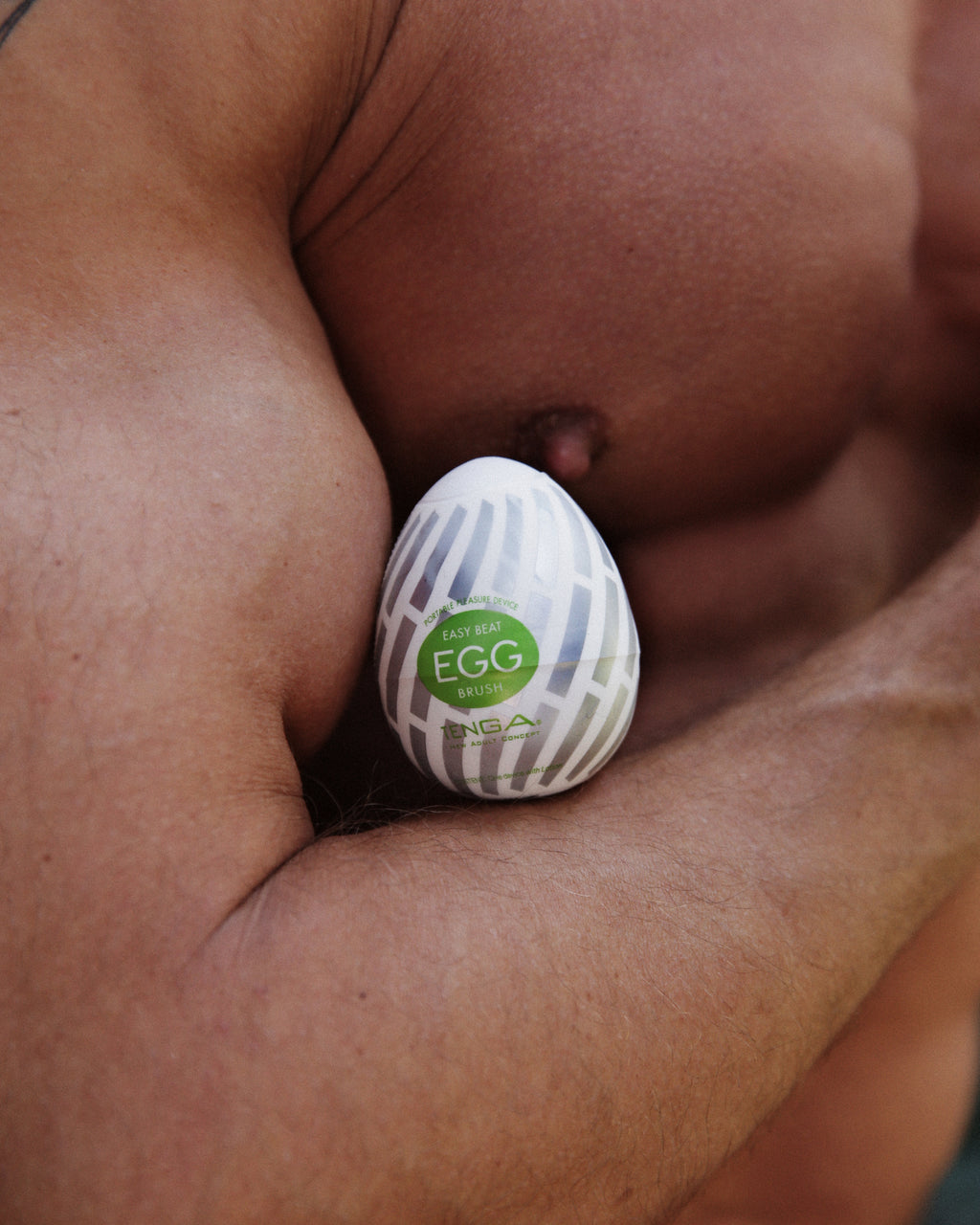 TENGA Easy Beat Egg - Brush