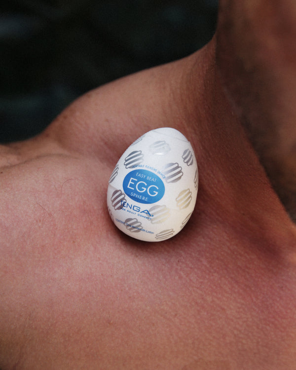 TENGA Easy Beat Egg - Sphere