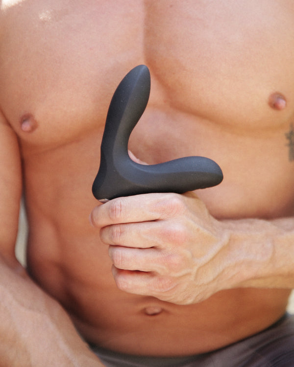 P-Swell Inflatable 12x Prostate Vibrator