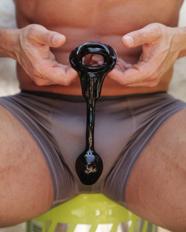 Armour Tug Lock by Perfect Fit - Black