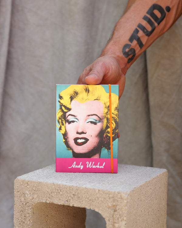 Andy Warhol Marilyn Pocket Journal