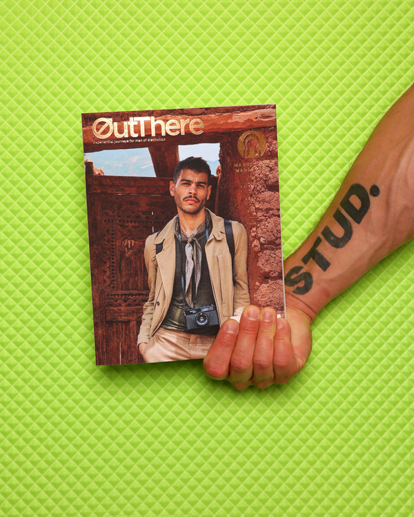 OUTTHERE THE MARVELOUS MARRAKECH ISSUE