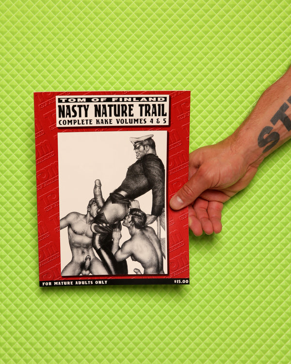 Tom of Finland Nasty Nature Trail, Complete Volumes 4 & 5