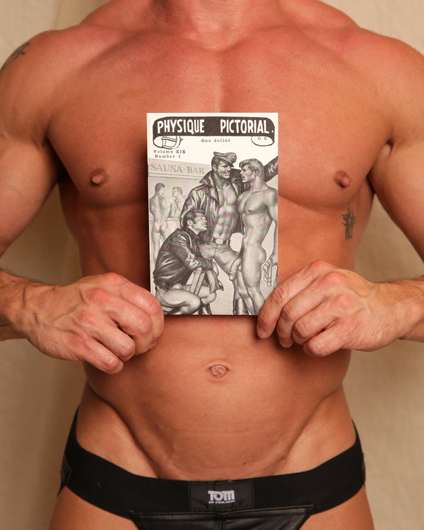 Vintage Physique Pictorial - Volume 19 Issue 1