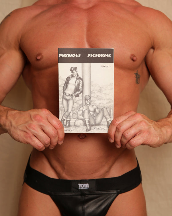 Vintage Physique Pictorial - Volume 17 Issue 1