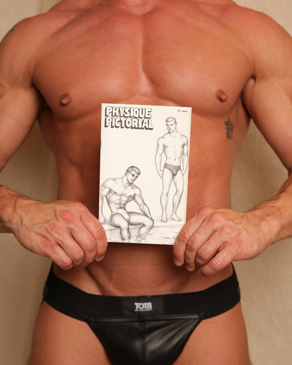 Vintage Physique Pictorial - Volume 13 Issue 1