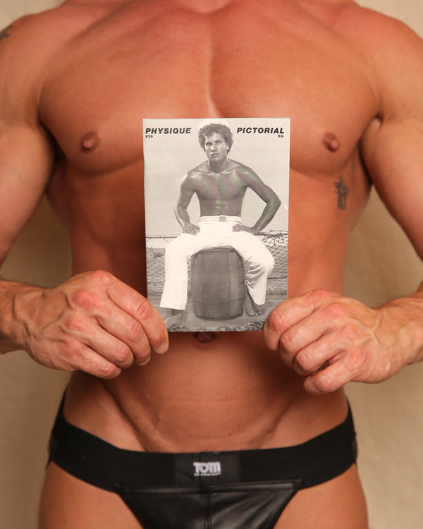 Vintage Physique Pictorial - Volume 39 Issue 1