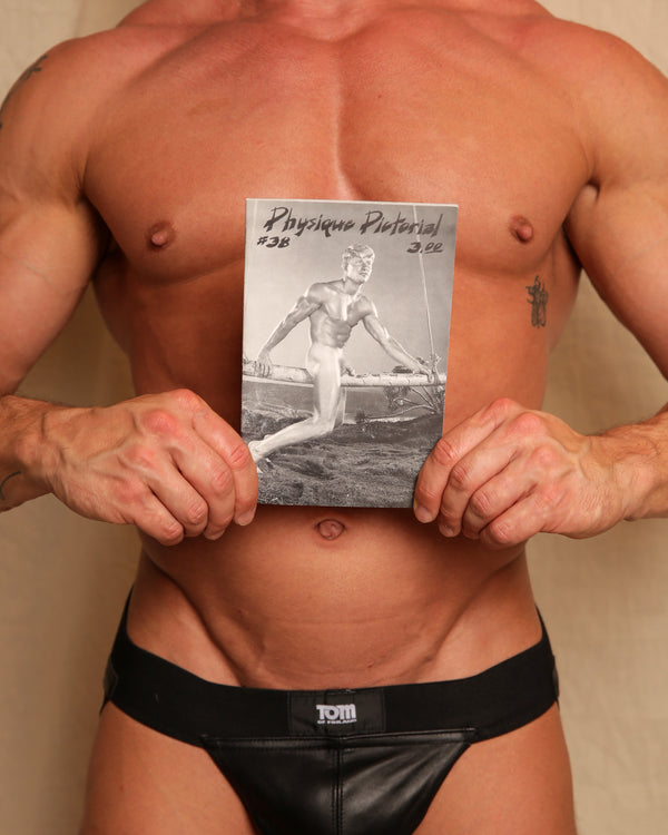 Vintage Physique Pictorial - Volume 38 Issue 1