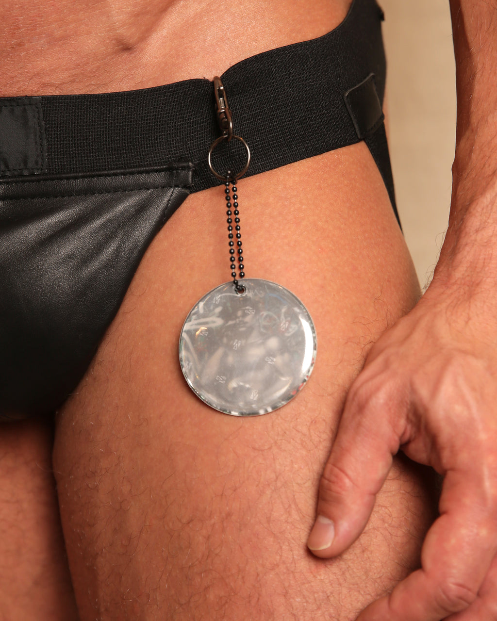 Tom of Finland Back Alley Reflector by Finlayson