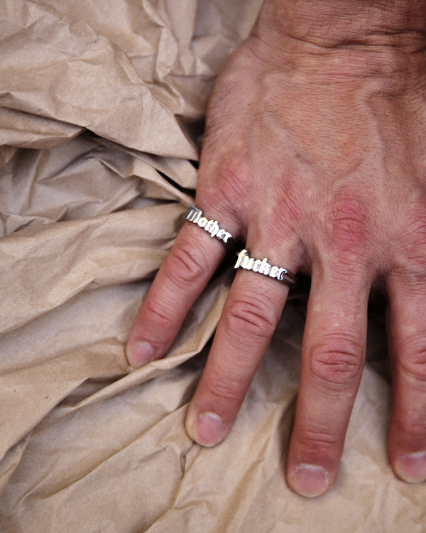 Bruce LaBruce mother Ring by Jonathan Johnson