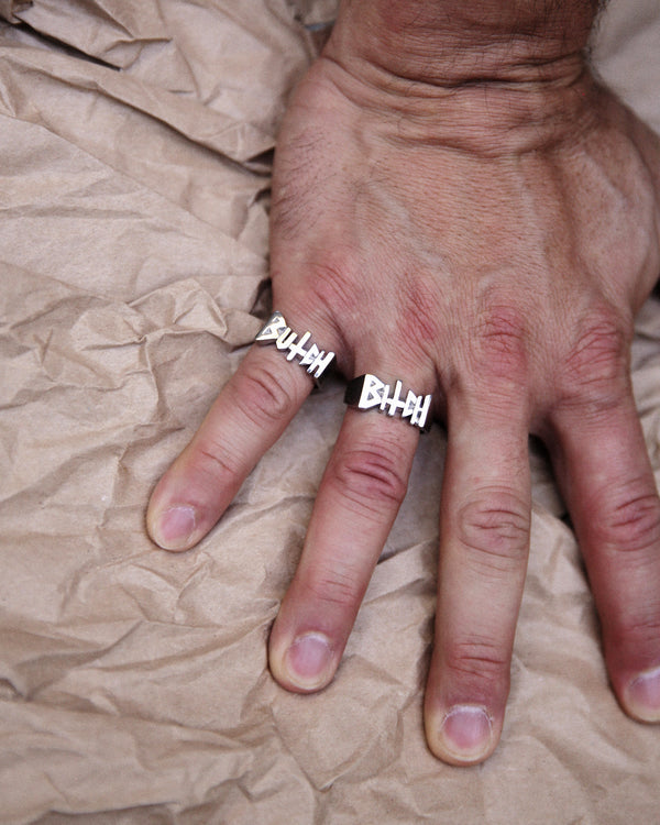 Bruce LaBruce BUTCH Ring by Jonathan Johnson